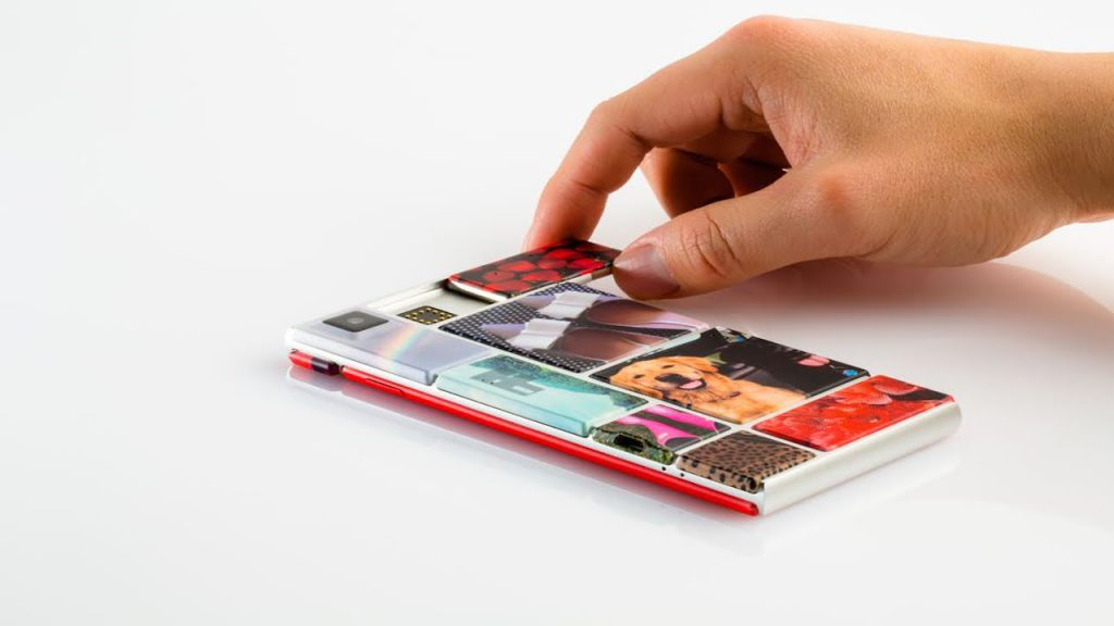 Google's Project Ara Modular Phone