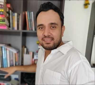Subhadeep Bhattacharyya, Co-Founder- jubi.ai