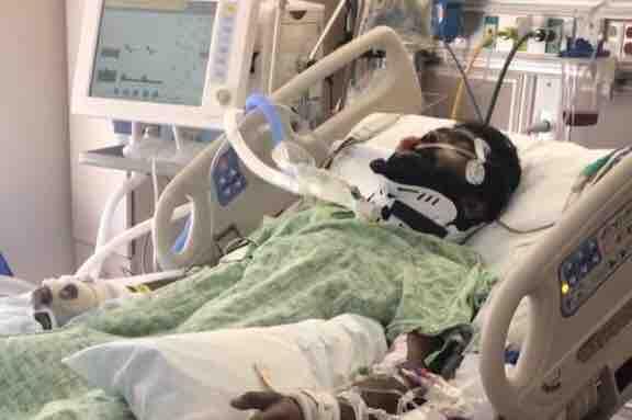 Crowdfunding Campaign To Treat Shot & Robbed Telangana Engineering Student Sai Krishna In Michigan Goes Live