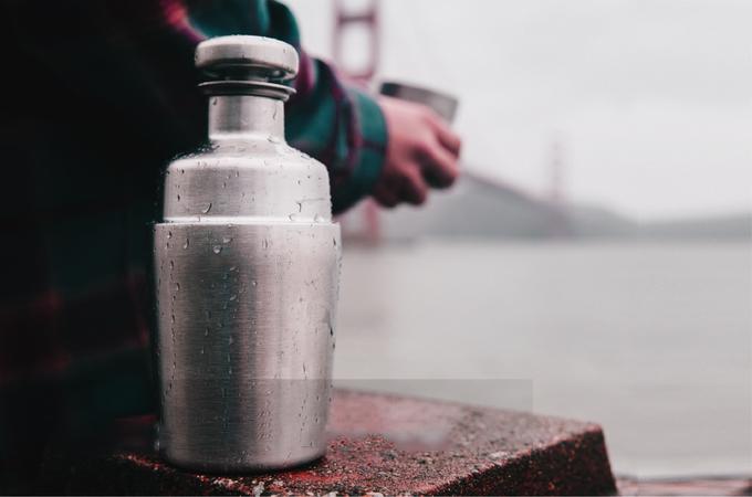 Halflight 375 Flask