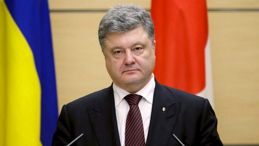 Petro Poroshenko, President of Ukraine