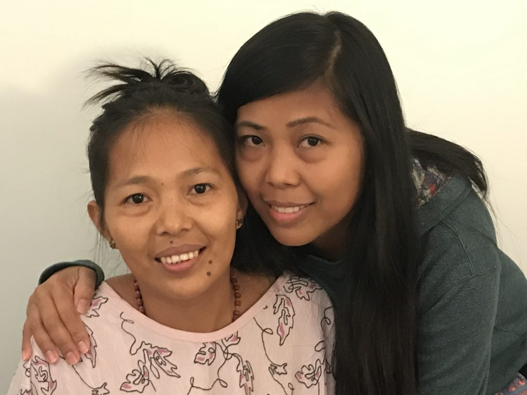 Crowdfunding Campaign For Hong Kong Maid