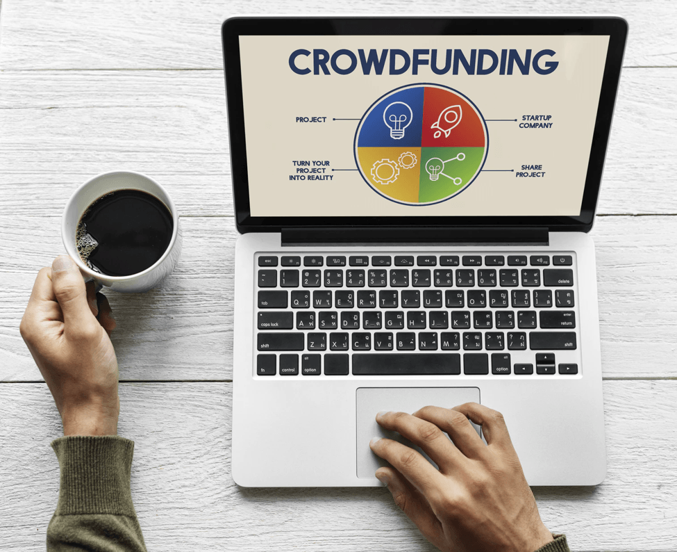 Tech Products crowdfunding